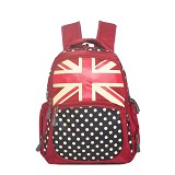 YOUNG SOUL Ransel [A18-2086] - Red - Backpack Wanita
